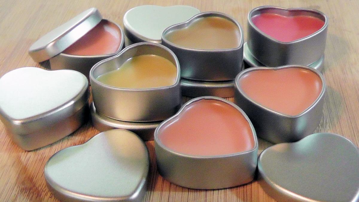 φυσικό lip balm