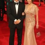 BAFTA 2014 Rita Wilson & Tom anks